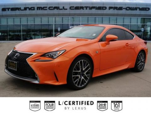 Pre-Owned 2015 Lexus RC 350 FSPORT