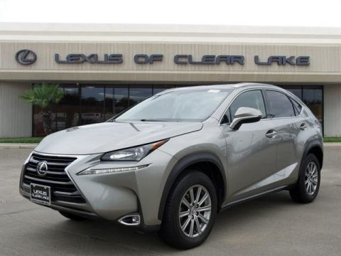 Pre-Owned 2015 Lexus NX 200t FWD