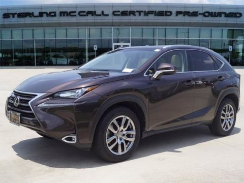 Pre-Owned 2015 Lexus NX 200t Navigation Premium Package Intuitive Parking Assist