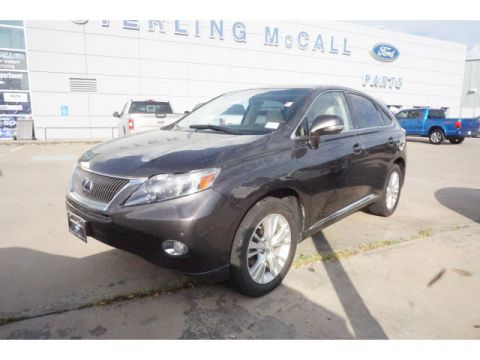 Pre-Owned 2010 Lexus RX 450h