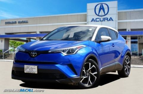 Pre-Owned 2019 Toyota C-HR Limited
