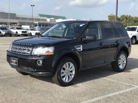 Pre-Owned 2014 Land Rover LR2 HSE