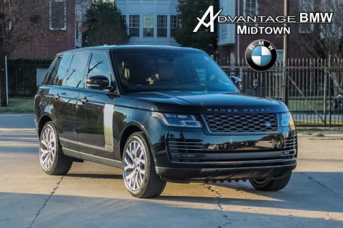 Pre-Owned 2019 Land Rover Range Rover Autobiography