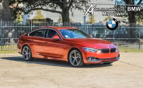 Pre-Owned 2019 BMW 4 Series 430i RWD GRAN COUPE SPORT EXEC CONV HK