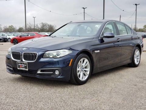 Pre-Owned 2015 BMW 5 Series 528i xDrive