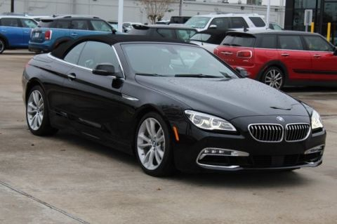 Pre-Owned 2017 BMW 6 Series 640i