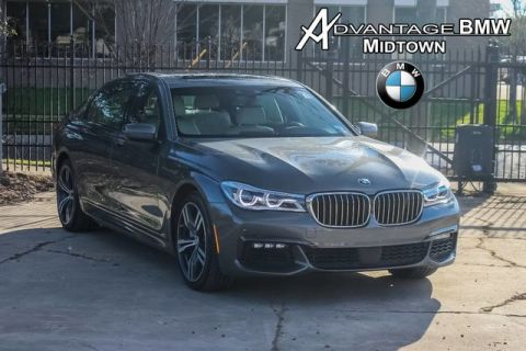 Pre-Owned 2017 BMW 7 Series 750i