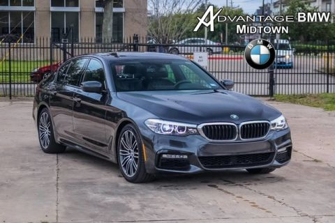 Pre-Owned 2017 BMW 5 Series 530i RWD MSPORT PREMIUM HK DR ASSIST APPLE