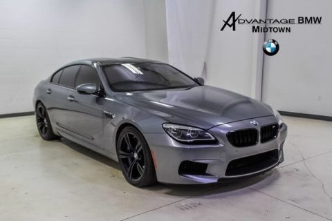Pre-Owned 2016 BMW M6 Gran Coupe RWD Executive NAV B&O