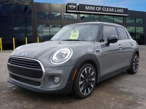 New 2018 MINI Hardtop 4 Door Cooper