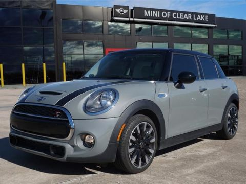 New 2018 MINI Hardtop 4 Door Cooper S