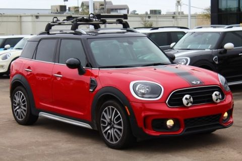 Pre-Owned 2017 MINI Countryman Cooper